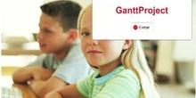 Ganttproject: planificación de proyectos mediante diagramas de Gantt