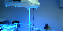 Lámpara fototerapia