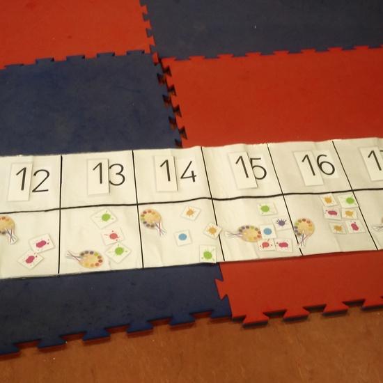 rectas numéricas 2