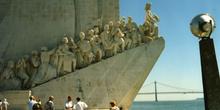Monumento a los Descubridores, Lisboa, Portugal