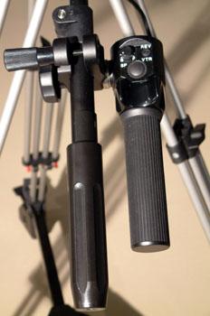 Cotrol cámara mano derecha