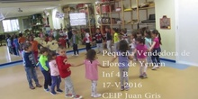 CEIP Juan Gris Inf 4 B Pequeña Vendedora de Flores de Yemen 17-V-16