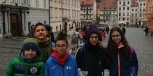 Encuentro Erasmus+ primer día en Eslovenia