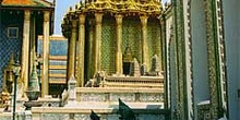 Guardianes mitológicos de templos, Tailandia