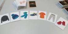 Material para realizar series con y sin modelo 3