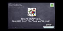 """""""Consejos para Adaptar Materiales en Educación Especial"""""""