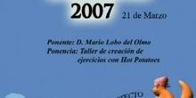 Boadinux 2007 - Taller de creación de ejercicios con HotPotatoes