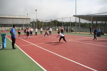 2017_03_28_Olimpiadas Escolares_Balón Prisionero_Fernando de los Rios 2