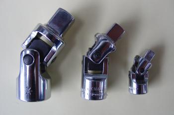 Cardanes para llaves de vaso