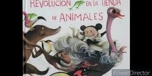 Cuento - Revolución en la tienda de Animales. Equipo 2