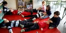Taller de Educación Emocional en Infantil 4 años