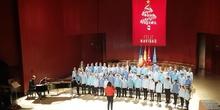 Coro de Los Jarales en el Certamen de Villancicos de Las Rozas II_2016