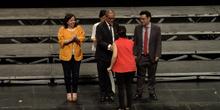 Acto de clausura del XIV Concurso de Coros Escolares de la Comunidad de Madrid (sesión de coros de excelencia) 2