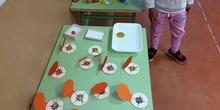 Semana Cultural. Inventos Ed infantil brújula