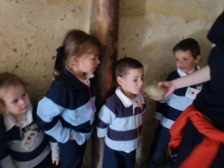 Infantil 4 años en Arqueopinto 2ª parte 24