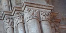 Capiteles, Catedral de Lérida