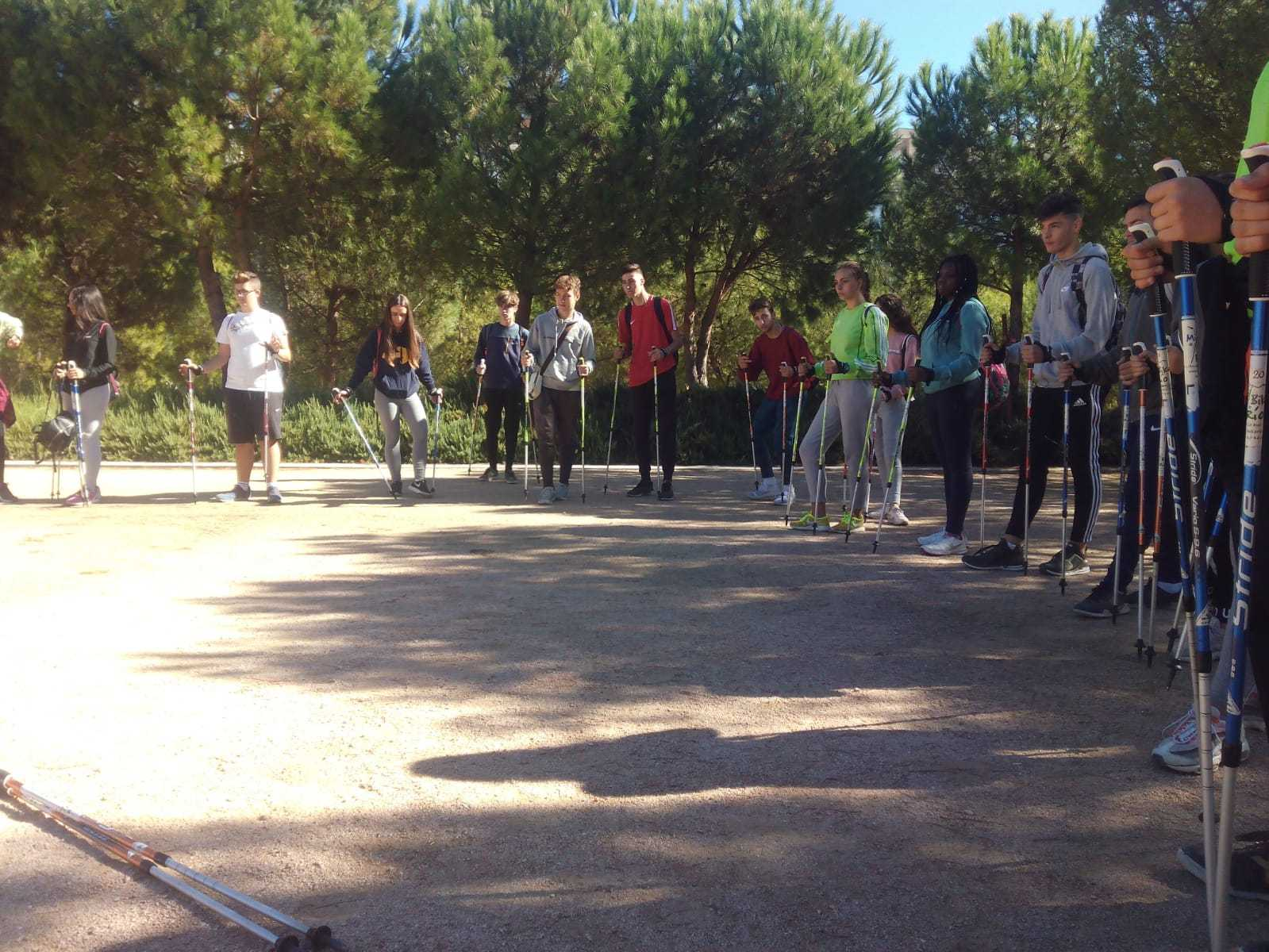 CICLOTURISMO Y NORDIC WALKING  10