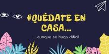 TODO EL CENTRO - ORIENTACIÓN - QUÉDATE EN CASA - FORMACIÓN