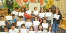Entrega de diplomas Alumnos Ayudantes 10