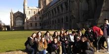 Estancia en Cambridge - IES Emperatriz María de Austria 8