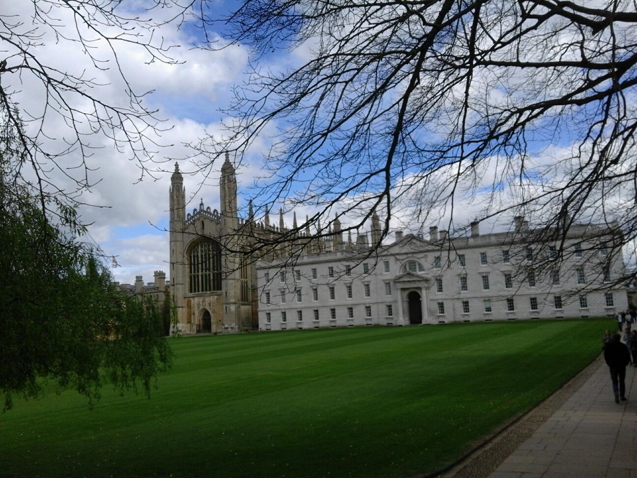 Inmersión lingüística en inglés en Cambridge 1