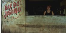 Bar, favelas de Sao Paulo, Brasil