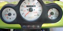 Ciclomotor. Cuadro de instrumentos