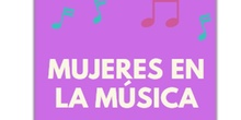 Pilar Galán Sánchez - Mujeres en la música