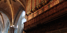 órgano de la Catedral de ávila, Castilla y León
