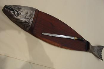 Tabla de salmón