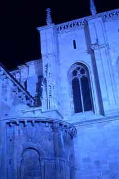 Fachada de la Basílica de San Isidoro, León