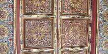 Puerta de una mezquita, Marruecos