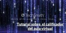Tutorial Calificador MJGL