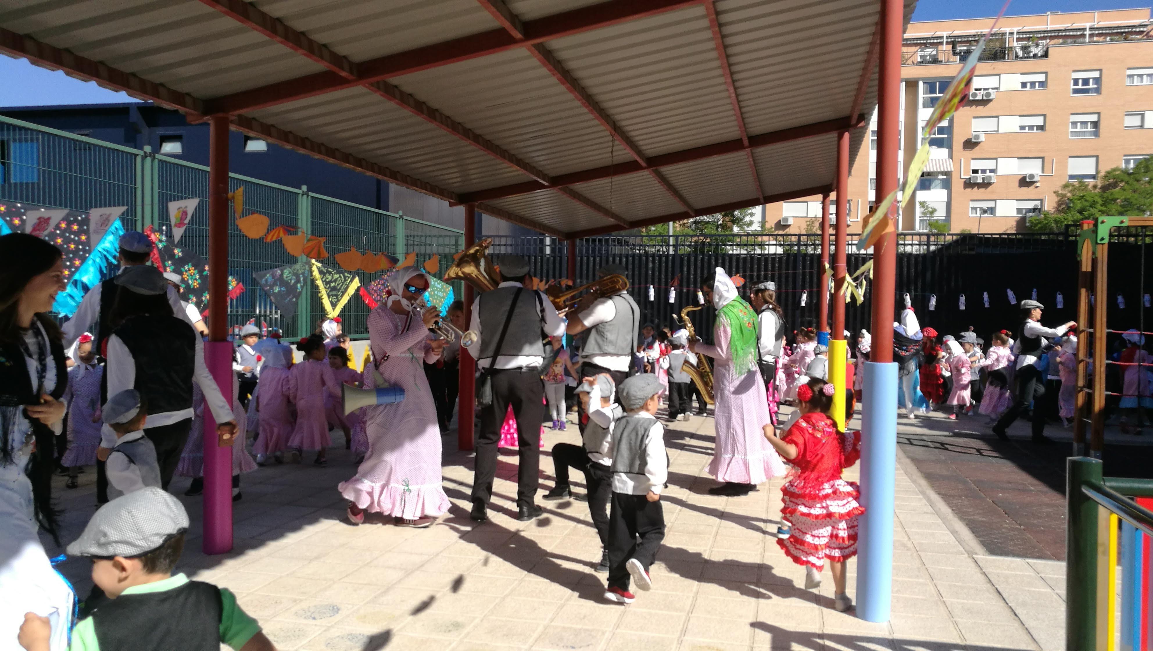 San Isidro en el Comedor 2019 3