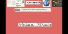 EdiDig21 LB-14 Práctica sobre lectura digital con FBReader
