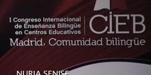Mesa de comunicación:Nuevos Recursos Didácticos para el Aula Bilingüe: Whiteboards y Pocket Chart