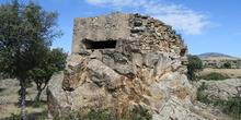 Fortificaciones de la Guerra Civil en Piñuecar-Gandullas (Frente Nacional) 12