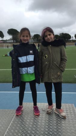 2018-04-09_Olimpiadas Escolares_CEIP FDLR_Las Rozas_Equipos 1