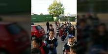 Excursión Andén 0. 3º primaria, curso 2017/2018