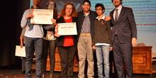Entrega diplomas II Edición Reconocimiento Sellos de Calidad eTwinning Comunidad de Madrid 13