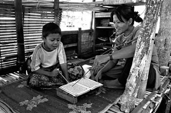 Aprendiendo el Corán, Indonesia