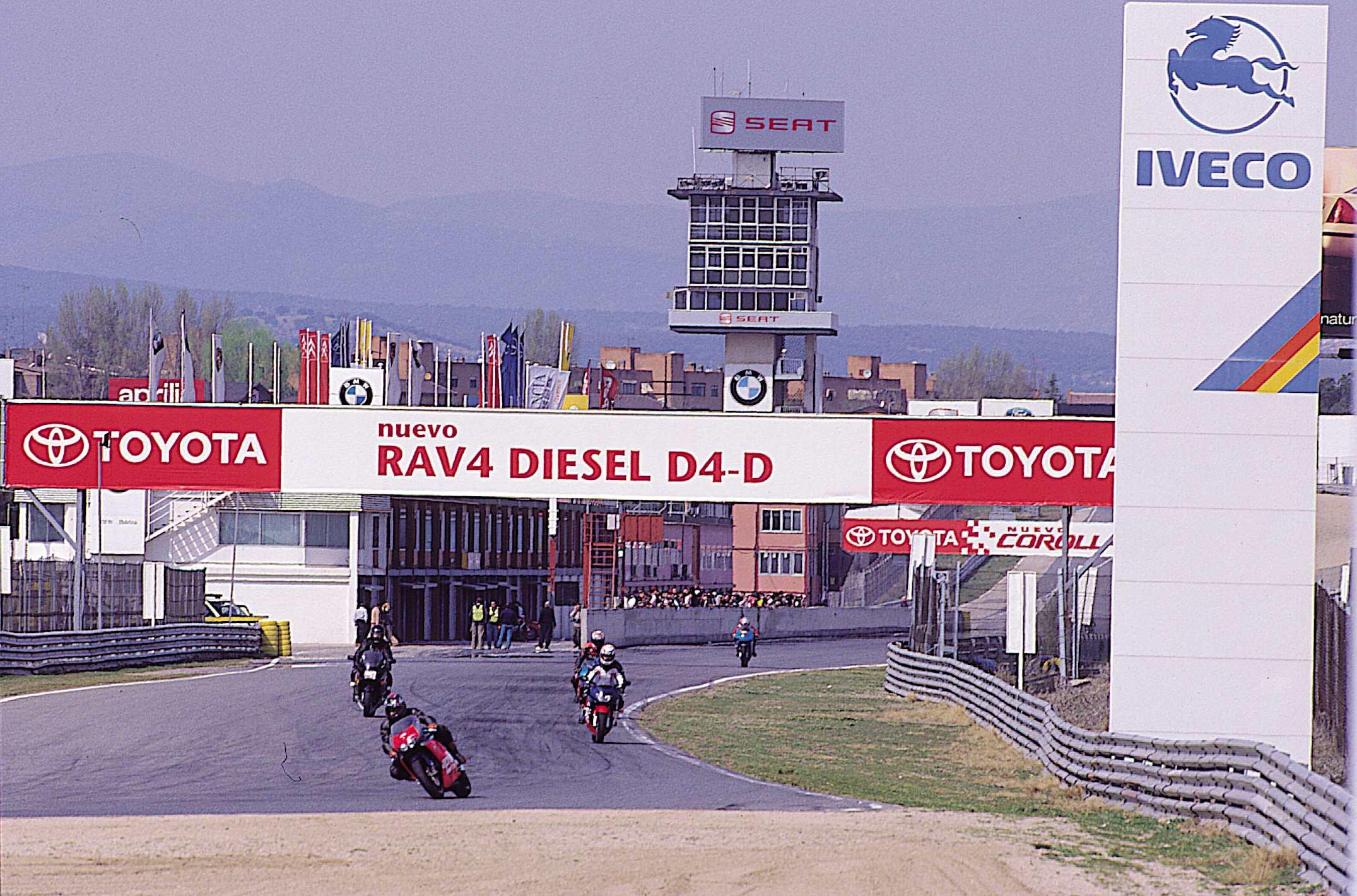 Circuito del Jarama en San Sebastián de los Reyes