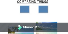 Comparing things