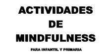 GUÍA DE ACTIVIDADES DE MINDFULNESS PARA INFANTIL Y PRIMARIA