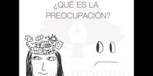 EMOCIONES - PREOCUPACIÓN