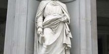 Estatua de Boccaccio, Florencia