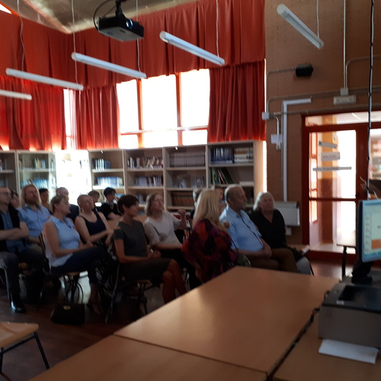 Visita profesores daneses 2018 1