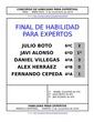 Cuadrante Habilidad Para Expertos 2019-20