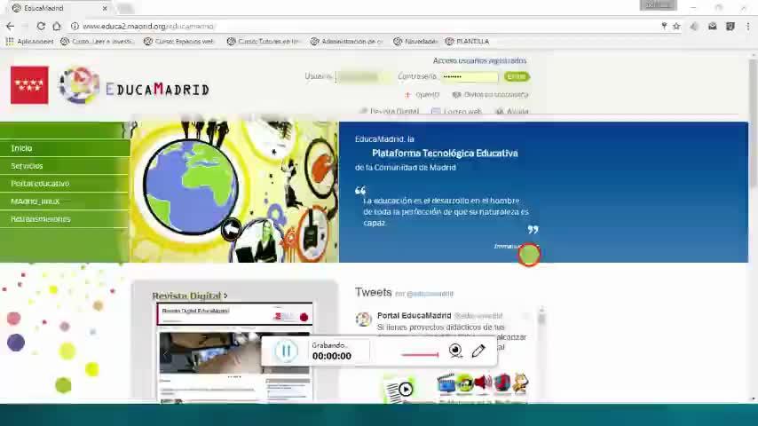 Asignar alumnos a una clase en Educamadrid