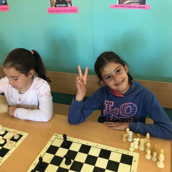 Encuentro de ajedrez 5
